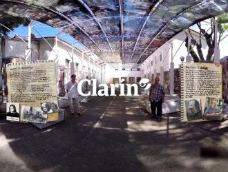 Portafolio cliente clarin realidad mixta