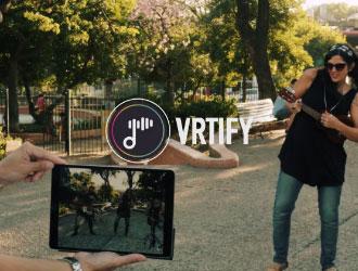 Portafolio cliente vrtify realidad aumentada