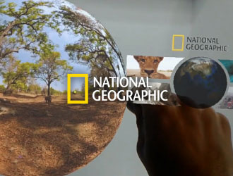 Portafolio cliente national geographic realidad virtual