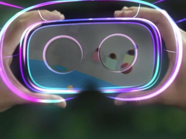 Potencial en la RV y RA - Gafas de Realidad Virtual Efecto Psicodelico