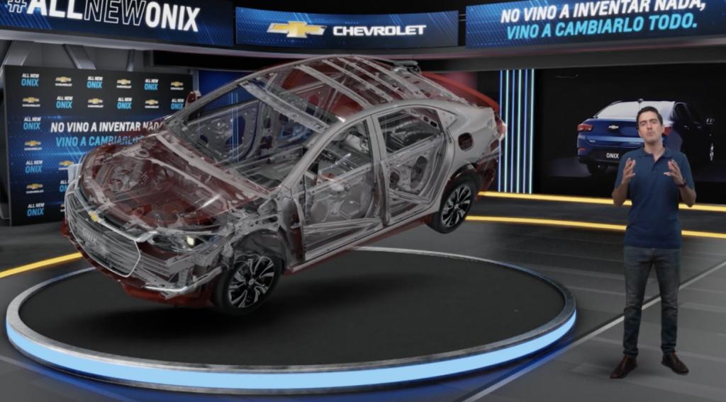 Presentación Chevrolet